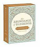 An Abundance of Blessings - 52 Meditations to Illuminate Your Life - O'Donohue