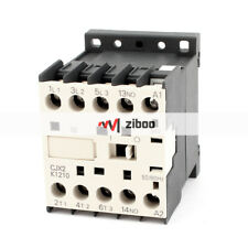 CJX2-K1210 AC Contactor 3 Pole Phase 3P + 1NO Switch Ith 25A Ui 690V Coil 36V