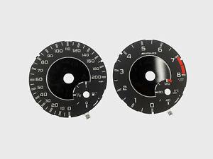 Mercedes-Benz CLA, GLA x156 AMG Speedometer Dial MPH OEM Gauges Cluster