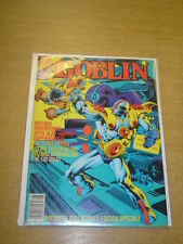 GOBLIN #1 FN (6.0) JUNE 1982 WARREN HORROR MAGAZINE