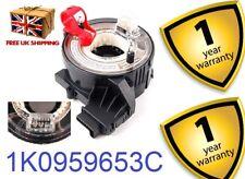 VW Golf V Plus 05+ Scirocco 2008+ EOS Clock Spring Airbag Squib Ring 1K0959653C