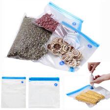 Casa A Comida Ar Comprimido Saco A Vácuo Organizador Lacrado armazenagem de remos Reutilizável