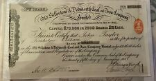 More details for old silkstone & dodworth coal and iron co. ltd., 1883