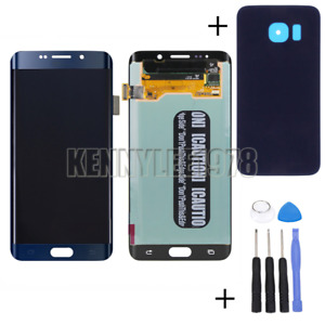 For Samsung Galaxy S6 edge plus+ G928F LCD Display Touch screen Digitizer Blue
