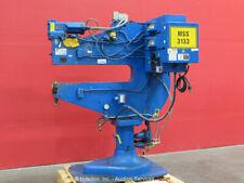 "Chicago Pneumatic Cp-450 Ea 36"" Compression Riveter/Hot Dimpling Machine bidadoo"
