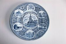 Wood & Sons OLD SIDNEY Plate.