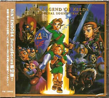 Legend of Zelda - OCARINA OF TIME - original Soundtrack CD, neu