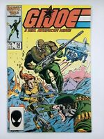 1987 G.I. Joe #56 Marvel Copper Age