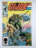 1987 G.I. Joe #56 Marvel Copper Age COMIC BOOK