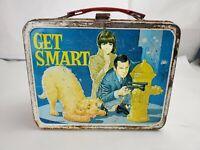 "Vintage 1966 ""Get Smart"" King Seeley Metal Lunchbox"