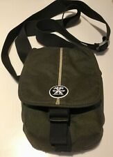 Crumpler Pretty Boy 650 (S) Shoulder Camera/camcorder Bag - Olive, BNWOT