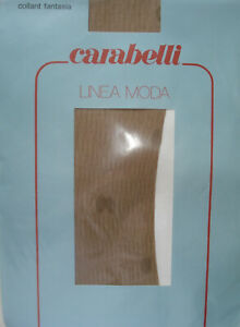 Collant sexy vintage extra fin Carabelli T1 40/42 Sheer Nylon Tights panty Sissy