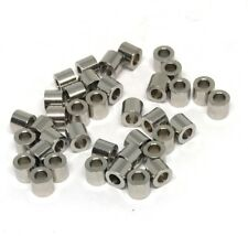 stainless steel beads 3mm cylinder