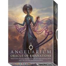 Angelarium Oracle of Emanations Cards Decks by Minaya & Mohrbacher Seraphins NEW