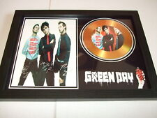 GREEN DAY  SIGNED  GOLD CD  DISC 2