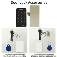 Smart  Electronic Password Door Lock Card Reader For Home Hotel Cabinet Drawer