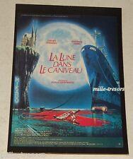 CP La LUNE dans le CANIVEAU : film de J. J. BEINEX - Collection GAUMONT RAMSAY