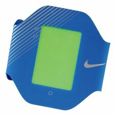 Nike Women's E1 Prime Performance Arm Band (iPhone 4/4S, Blue Hero/Silver)