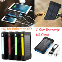 2021 3000000mAh 2 USB Portable Solar Battery Charger Solar Power Bank For Phone