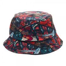 Marvel Bucket Adult Unisex Hats