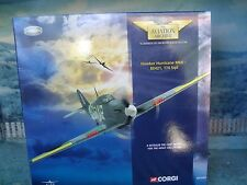 1/72 Corgi Aviation AA32001 HAWKER HURRICANE MKII - BE421, 174 SQD