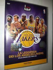 2 DVD I Love NBA 2 El Leyenda De los Angeles Lakers Desde Orígenes Años