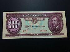 Hungary BANKNOTE- 100 forint 1993 + GRATIS 3 BANKNOTES !!!