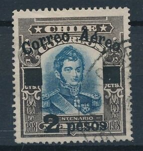[35683] Chile 1927 Good airmail stamp Very Fine used Value $120