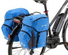 VAUDE TRAVELLER Fahrradtaschen-Set Fahrrad Packtaschen Gepäcktasche  2 x18L