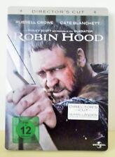 °° Robin Hood - DVD - Director's Cut - Steelbook - 2010 - Verleihversion °°
