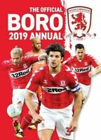 New, The Official Middlesbrough FC Annual 2019, , Hardcover