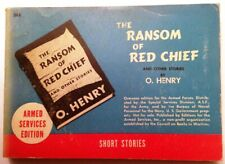 Armed Services Edition (ASE) World War 2, see image, Ransom of Red Chief O'Henry