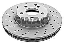 Bremsscheibe Vorderachse x2 Stk für MERCEDES W230 R230 Cabriolet 2304210412