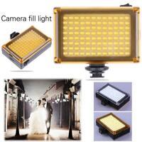 Bright 96-LED Studio Video Light for DSLR Camera Camcorder Photography Photo