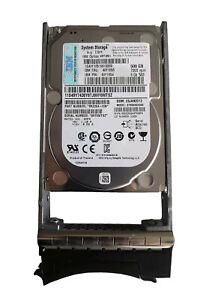 "49Y1855 49Y1854 9RZ264-039 IBM 500GB SAS 2.5"" Hard Drive"