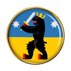 Satakunta (Finland) Pin Badge