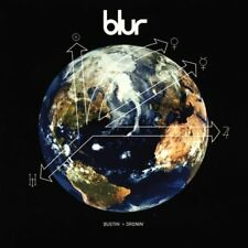BLUR - Bustin' + Dronin' [2 CD Set] / Japanese Import / Remixes & Live  / Moby