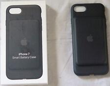 Apple iPhone 8 & iPhone 7 Smart Battery Case Black MN002LL/A OPEN BOX