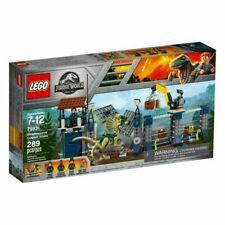Lego Jurassic World Dilophosaurus Outpost Attack (75931)