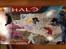 Halo Mega Bloks Versus: Snowbound Battlescape 97068 NEW! 100pcs Target Exclusive