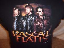 RASCAL FLATTS Country Music L t-shirt TOUR Youth