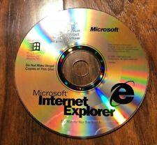 Collectibles Microsoft Internet Explorer 4.0 For Windows NT Windows 95 Java CD