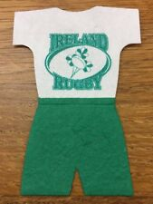 Craft Clearout 10 x Mulberry RUGBY KIT Team Toppers IRELAND NATIONAL TEAM BNIP