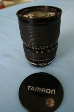 Tamron SP 28-80mm f/3.5-4.2 CF Macro 27A Adaptall 2 w/Nikon AI-S Adapter