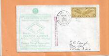 US # C17  FIRST FLIGHT  AIR SHOW & DEDICATION DETROIT MICH MAY 2,1933