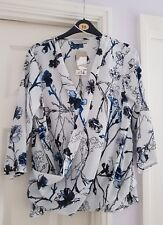 George cross over blouse BRAND NEW