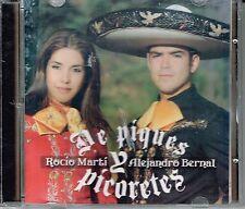 Rocio Marti Alejandro Bernal De Piques y Piquetes  BRAND  NEW SEALED  CD