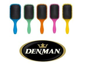 Denman Tangle Tamer Ultra Paddle Hair Brush For Long Thick Hair Wet Dry Hair UK