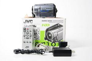 JVC GZ-MG20U Everio Hybrid 20GB Camcorder Video Camera #738