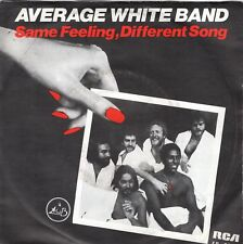 7inch AVERAGE WHITE BANDsame feeling, different songHOLLAND 1978 EX (S2617)